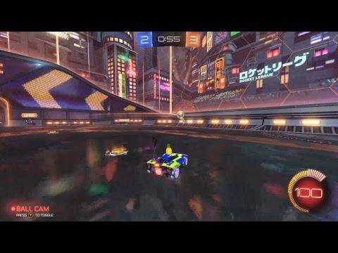 Rocket League avec ma boule - Route To Grand Champion(Fr)