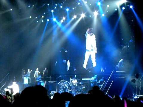 Justin Bieber Concert in Tokyo,Japan