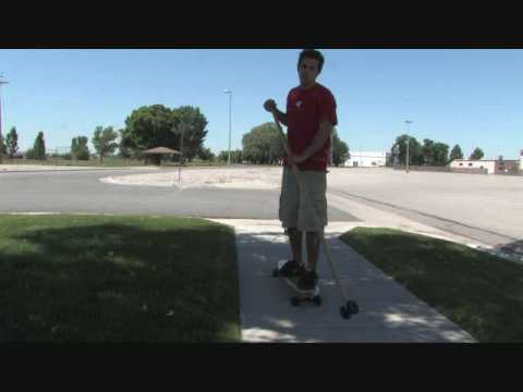 How to Land Paddle - For Longboarders