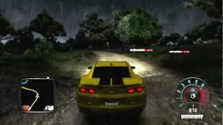 Gameplay Test Drive Unlimited 2 De Camaro SS E Depois
