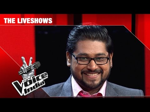 Sona Vakil - Performance - The Liveshows Episode 27 - March 11, 2017 - The Voice India Season2