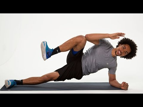 7 Moves For 6-Pack Abs | Class FitSugar