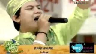 WALI BAND [Aku Bukan Bang Toyib] Live At Inbox (17-02-2014) Courtesy SCTV view on youtube.com tube online.