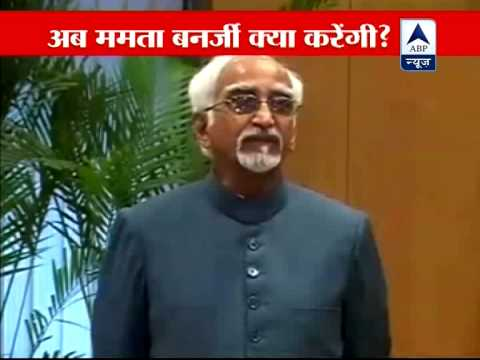 Vice-President poll: Hamid Ansari thanks UPA