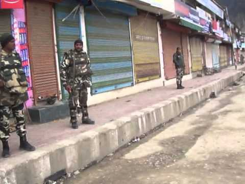 shutdown in kupwara  1