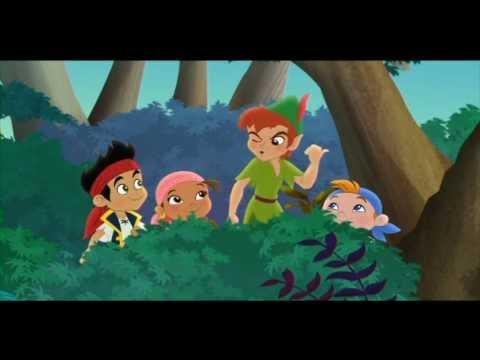Jake e os Piratas da Terra do Nunca: O Retorno de Peter Pan - Inédito em Disney DVD!