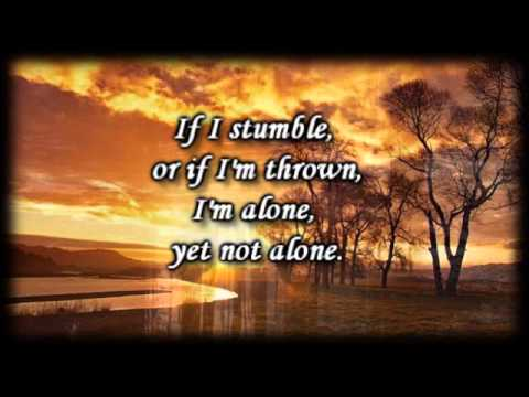 Joni Eareckson-Tada - Alone Yet Not Alone Lyrics | MetroLyrics