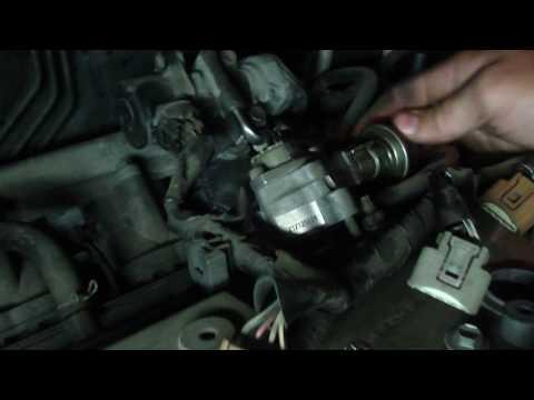 Замена цепи ГРМ на двигателе 1AZ-FSE. Часть 1