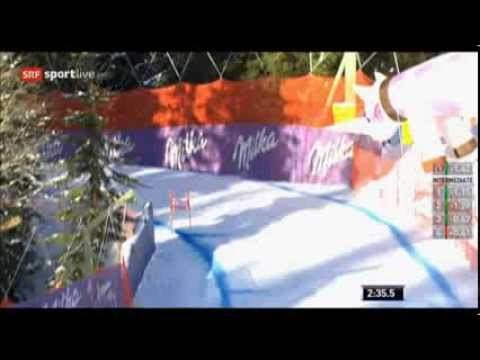Super Combined Wengen 2014 | Sandro Viletta | Run 2