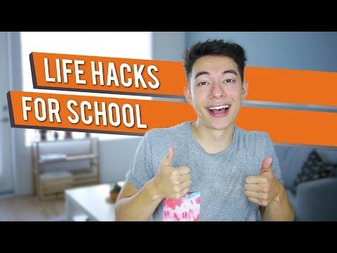Best Back to School Life Hacks