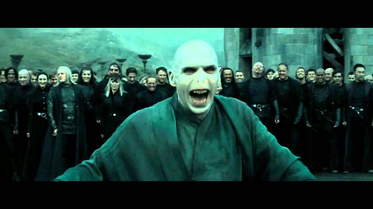 Voldemort Laughing Like A Retard For 10 Hours HD