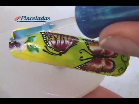 MASGLO Pinceladas - Auténticas obras de arte en tus uñas!