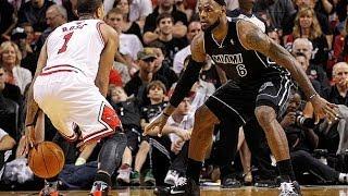 """Derrick Rose - """"Hey LeBron ?! I'm back."""" - NBA 2013 Mix ᴴᴰ"""