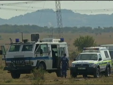 Lonmin's Marikana mine remains closed