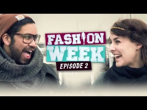 Mady & Kevin Razy  la Fashion Week - Ep. 2/2