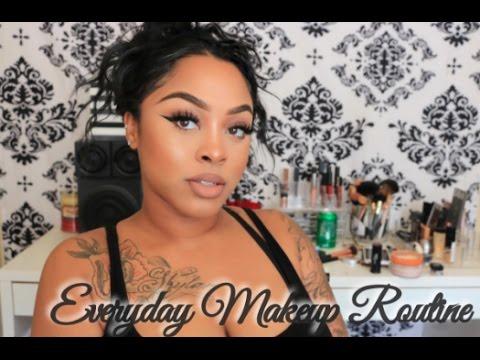 Simple Glam   Makeup Tutorial