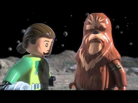Lego Star Wars Minifilm 2 - Inqusitor vs Wookieska bojov� lo�