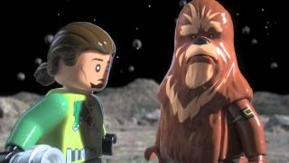 Lego Star Wars Minifilm - Inqusitor vs Wookieska bojov� lo�