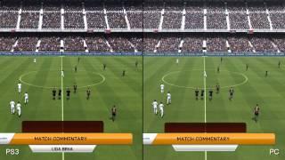 FIFA 14: PC Vs. PlayStation 3 Comparison
