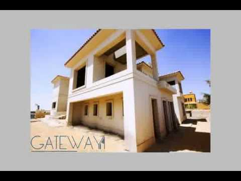 Unfinished Villa for sale in Palm Hills   6th of October.