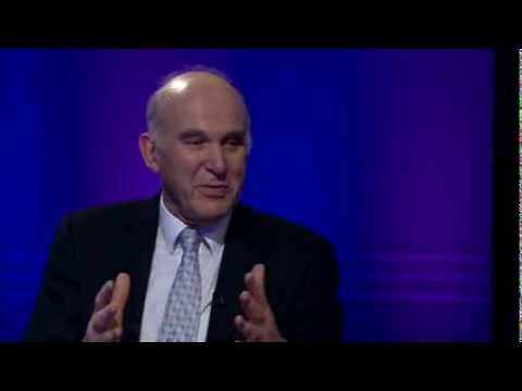 NEWSNIGHT: Vince Cable on the minimum wage rise