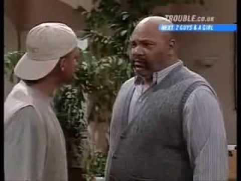 Fresh Prince of Bel-Air: Will Smith and James Avery Best Scene Together/ R.I.P James Avery