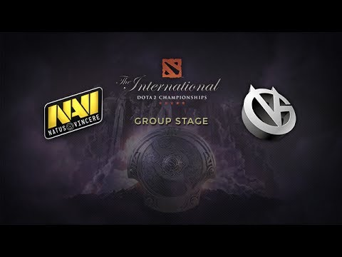 Na`Vi -vs- VG, The International 4, Group Stage, Day 1