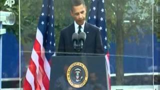 """OBAMA SAYS: """"I AM GOD"""" ??? (9/11/11 Memorial Speech"""