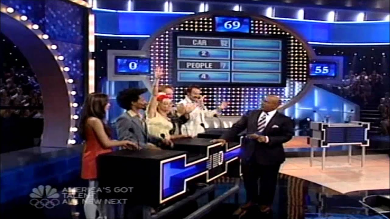 Celebrity Family Feud - on-camera-audiences.com