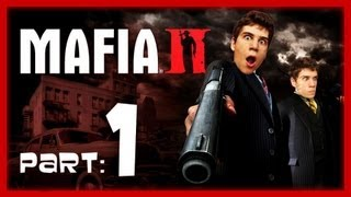 Mafia 2 GoGo Part. 1 Je To Zdravé!!!