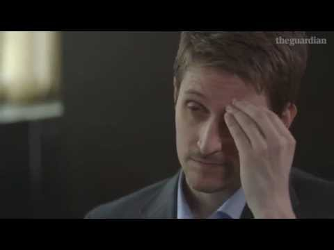 Do you use Google & Skype? Edward Snowden answering the Guardian