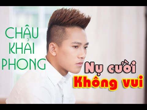Karaoke Nụ cười không vui - Karaoke Full HD Beat Chuẩn - Châu Khải Phong