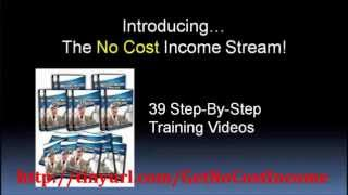 "NO COST INCOME STREAM Review Honest Review Of ""NO COST"