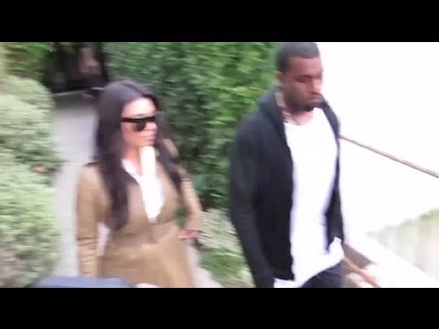 Kim Kardashian & Kanye West May Have Chosen Wedding Date