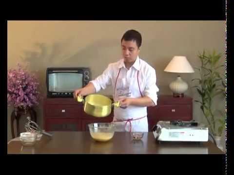 Nhân Su Kem ( kết hợp với Home Baking Vỏ bánh Choux )