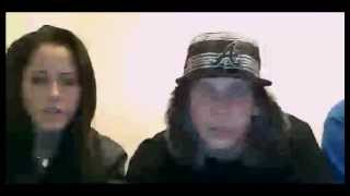 Jenelle Evans & Gary Head on Stickam 1/23/2013 - Part 2 of 4