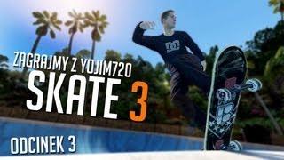 #3 Zagrajmy W Skate 3 Wyścigi śmierci XBOX 360 HD PL