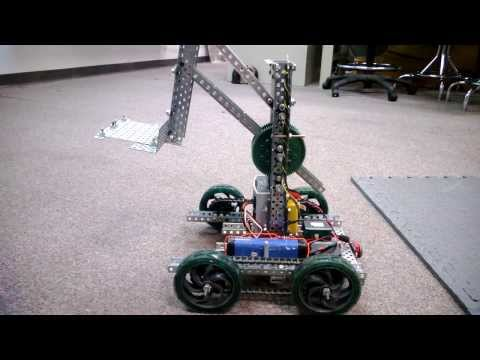 how to build a chassis vex