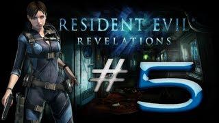 Resident Evil Revelations Parte 5 HD Portugues