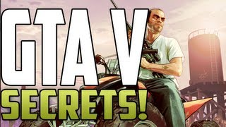 GTA V Hidden Secrets!