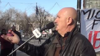 Cetățean italian se plânge că a fost agresat în parcul central