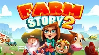 FARM STORY 2 - LEVEL 20 - iPad Games Free - SUBSCRIBE to my Channel