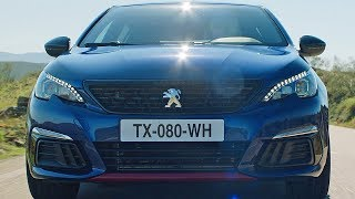 Peugeot 308 (2017) Ready to fight Renault Mégane [YOUCAR]. YouCar Car Reviews.