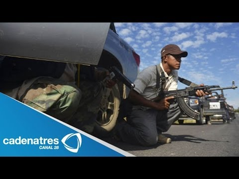 Detalles de la violencia en Michoacán en las últimas horas