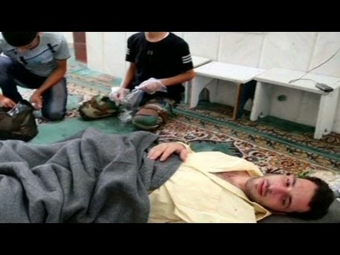 UN: Sarin used in Syria chemical attack