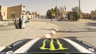 Monster Energy X-raid Team Teaser for the 2014 Dakar Rally