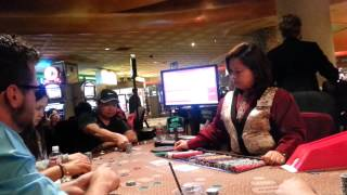 HIDDEN VIDEO: Blackjack & Baccarat Action At Las Vegas Rio