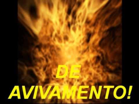 TEMPO DE AVIVAMENTO PLAYBACK LEGENDADO (SILDA SOARES)