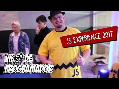 V�deo de Programador na JS Experience