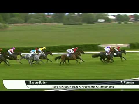 Vidéo de la course PMU PREIS DER BADEN-BADENER HOTELLERIE & GASTRONOMIE